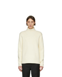 Tiger of Sweden Off White Ballast Sweater