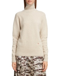 Victoria Beckham Stretch Cashmere Turtleneck