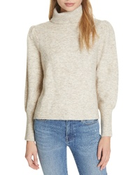 Frame Swingy Turtleneck Sweater