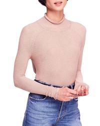 Free People Weekends Snuggle Turtleneck