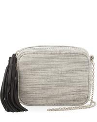 Meg small tweed crossbody bag sunshine medium 351571