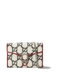 Gucci Mini Dionysus Tweed Shoulder Bag