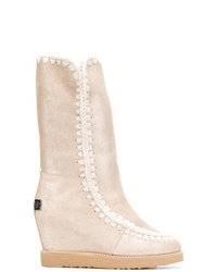 Mou Mid Calf Snow Boots