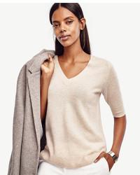 Women's V-neck Sweaters by Ann Taylor | Women's Fashion
