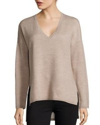 BCBGMAXAZRIA Kenna Knit Hi Lo Sweater