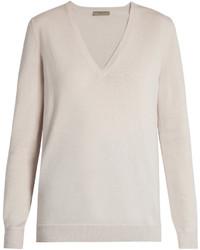 Bottega Veneta V Neck Cashmere Sweater
