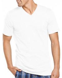 Jockey Slim Fit Stay New Knit V Neck T Shirt