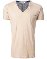 V neck t shirt medium 193089