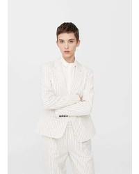 Pinstripe blazer medium 5024593