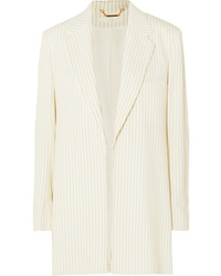 Chloé Pinstriped Woven Blazer