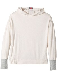 Splendid Littles Speckle Baby French Terry Hoodie Sweatshirt Girls Sweatshirt