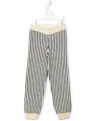 Bobo Choses Striped Trousers