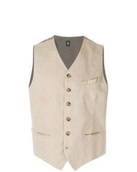 Eleventy Tailored Fitted Waistcoat