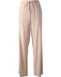 Beige wide leg pants original 4512366