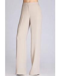 Women's Beige Wide Leg Pants from Natori   Women's Fashion