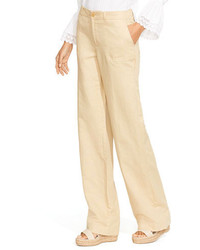 Lauren Ralph Lauren Lightweight Wide Leg Pants