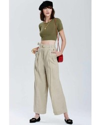 Chanel Vintage Lanester Wide Leg Trousers