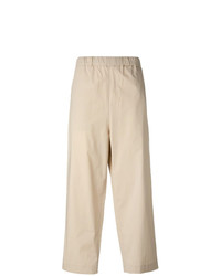 Lucio Vanotti Wide Leg Trousers
