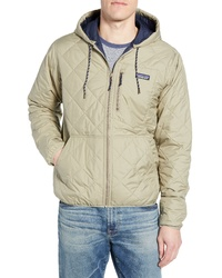 Patagonia Diamond Quilt Hooded Jacket