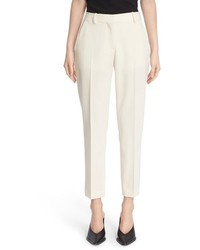 Stella McCartney Octavia Crop Wool Trousers