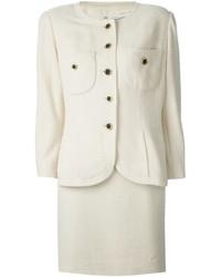 Chanel Vintage Dress Suit