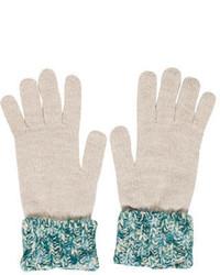 Missoni Wool Blend Gloves