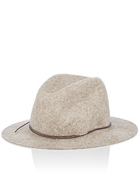 Hat Attack Avery Wool Felt Fedora