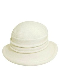 Dorfman Pacific Scala Wool Cloche Hat By