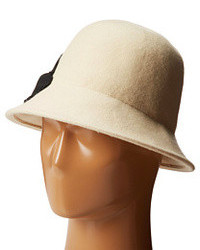 Kate Spade Kate Sade New York Stitched Bow Cloche Ca