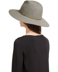 Rag & Bone Wool Wide Brim Fedora
