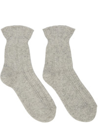 Ecru jessie socks medium 714206