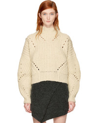 Ecru farren turtleneck medium 4413100
