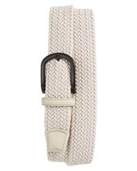 Torino Braided Melange Belt
