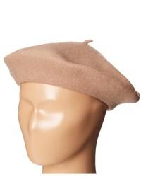 Béret brun clair San Diego Hat Company