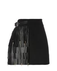 Fausto Puglisi Fringed A Line Skirt