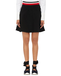 Marni Neoprene A Line Miniskirt