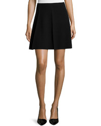 Theory Arryn Prosecco A Line Skirt