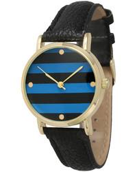 Polo Stripe Watch