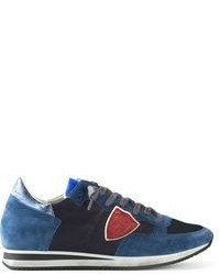 Philippe Model Bi Colour Trainers