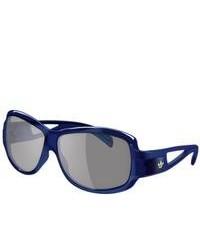 adidas Sunset Beach Transparent Blue Fashion Sunglasses