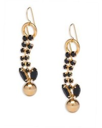 Marni Linear Drop Earrings