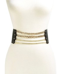 GUESS by Marciano Multi Chain Belt
