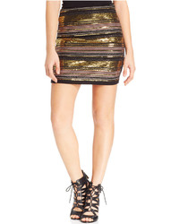 XOXO Juniors Beaded Mini Skirt