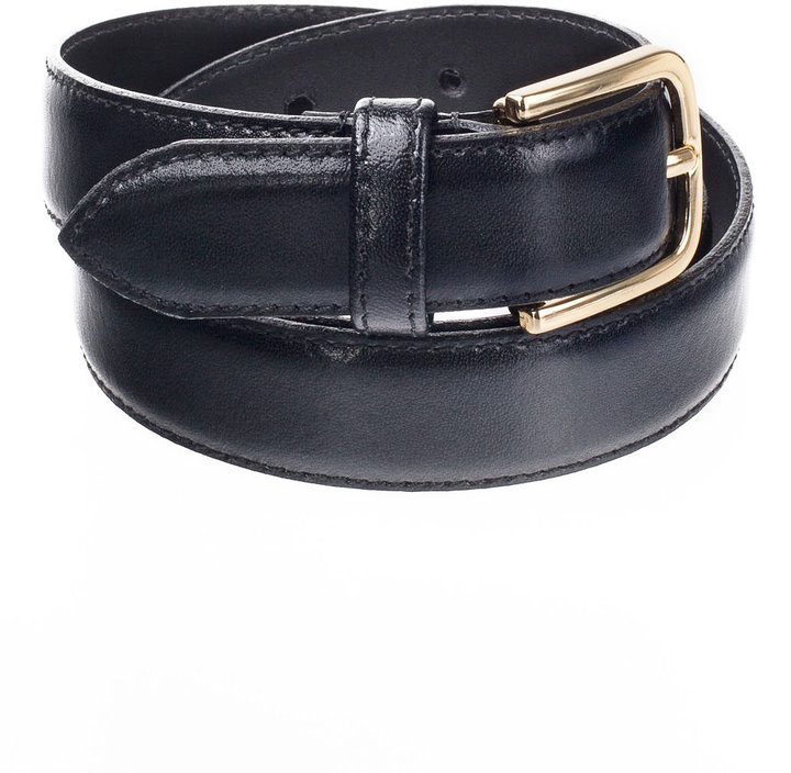 Wonderful American Apparel Unisex Basic Leather Belt | Where to buy & how to  HO04