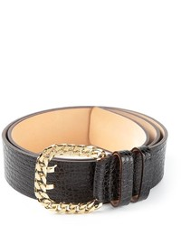 Dsquared2 Curb Chain Buckle Belt