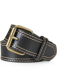 Topshop Saddle Stitch Belt