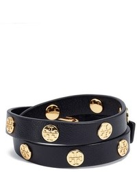 Double wrap logo bracelet medium 664770