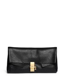 Chloé Chlo Drew Leather Clutch
