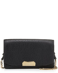 Madison chain crossbody bag black medium 350863