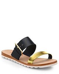 Kate spade attitude flat sandals medium 127906